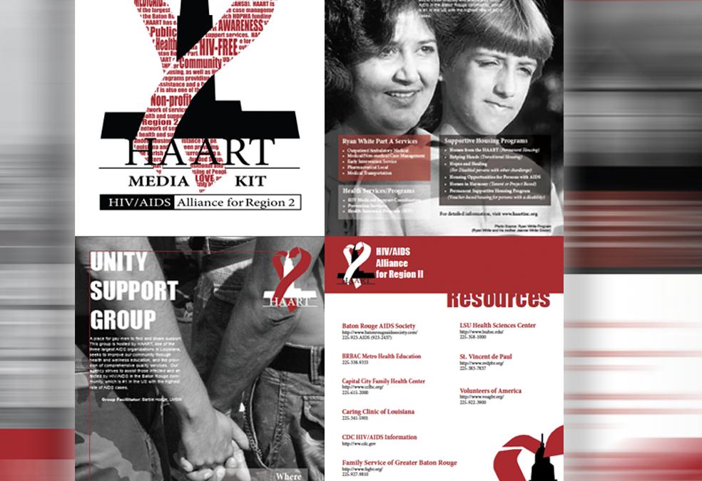 Media Kit for HAART
